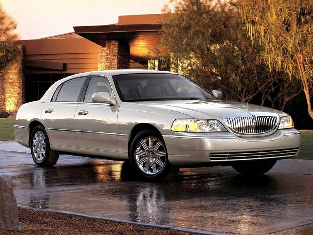 2005 Lincoln Town Car Signature In Mckenzie Tn Nashville Lincoln