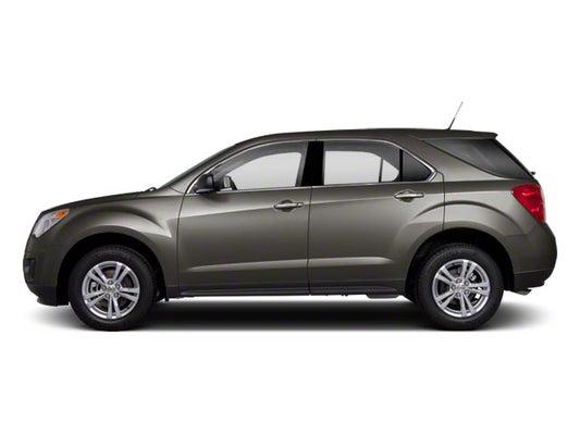 2011 Chevrolet Equinox Lt 1lt